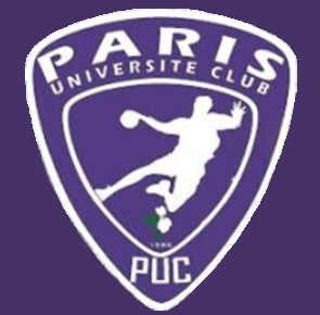 Logo PARIS UNIVERSITE CLUB HANDBALL